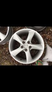 Mazda 6 3 Rims 17 Set of 4