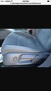 2009 Volkswagen Jetta drivers heated seat