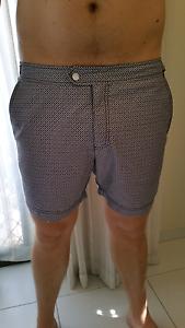 Mens swimming shorts Ted Baker Nakara Darwin City Preview