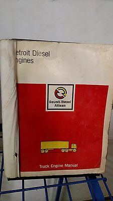Detroit Diesel Allison Truck Engine Manual