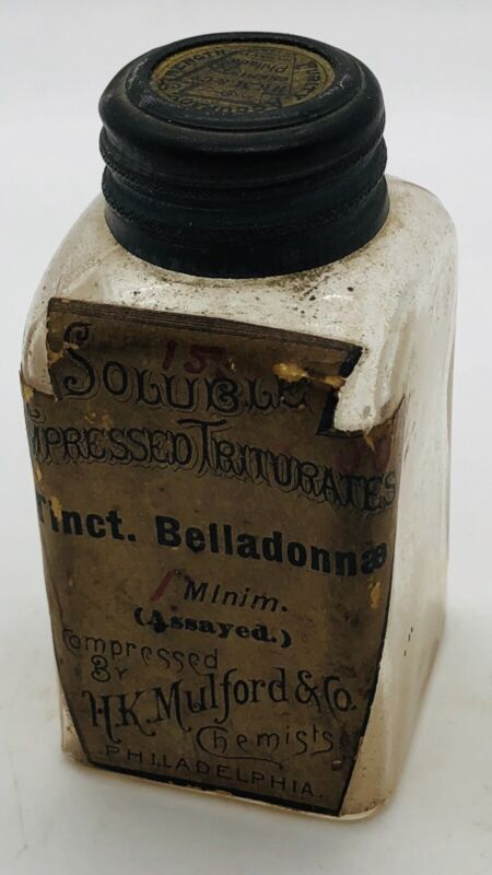 Labeled Antique 1870