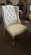 Hampton style wingback dining chairs -  - PerFurEmp Midland Swan Area Preview