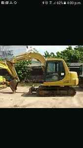 Wanted 6-13 ton excavator Inverness Yeppoon Area Preview
