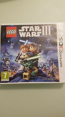 Jeux Video Nintendo 3ds lego star wars 3 for sale  Shipping to Nigeria