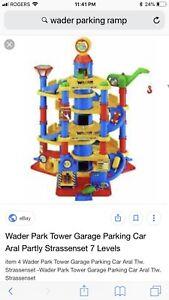 Wader Park Tower Garage 7 Level