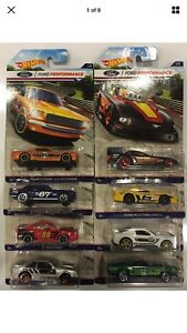 Ford performance 2016 Walmart exclusive set of 8