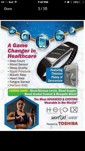 Helo lx ... fitbit on steroids ...IN STOCK