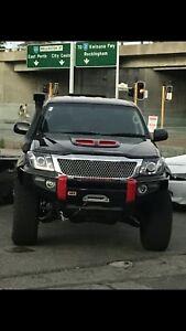 Toyota Hilux fully custom