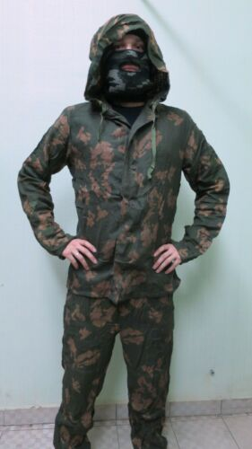 New!Kzs camouflage protective suit from the USSR Different size and color
