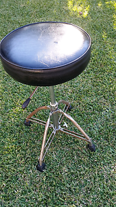 Drum Throne / Stool with hydraulic lifter Newcastle Newcastle Area Preview