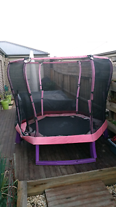 Free kids trampoline, needs some TLC Mernda Whittlesea Area Preview