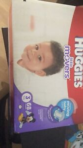 Huggies Size 3 unopened
