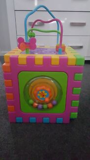 Cubed activity toy for kids Jacana Hume Area Preview