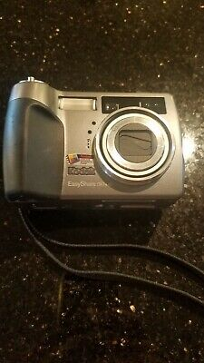 Kodak EasyShare DX7440 4.0MP Digital Camera  Bundle see pics- Silver-lots extras Dx7440 Digital Camera