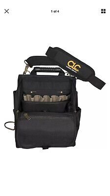 - CLC Work Gear 1509 21 Pocket Zippered Professional Electrician's Tool Pouch