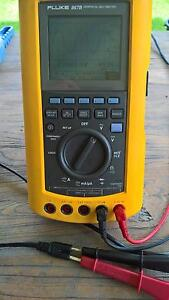FLUKE 867B Graphical Multimeter Palmerston Area Preview