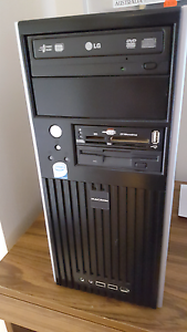 Core 2 Duo 2.5GHz 4GB RAM 160GB SATA HDD DVD RW Goolwa North Alexandrina Area Preview