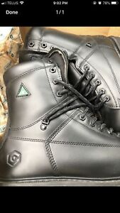 Jb goodhue ironworker + safety boots construction warehouse