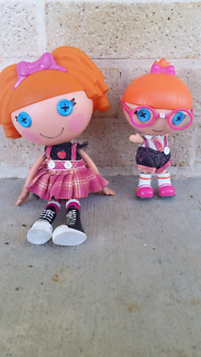 La-La loopsy doll set