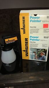 Wagner Heavy Duty Power Painter