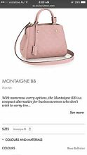 Louis Vuitton Montaigne BB or MM rose colour Hurlstone Park Canterbury Area Preview