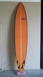 10ft MISFIT GUN - QUAD FIN Warriewood Pittwater Area Preview