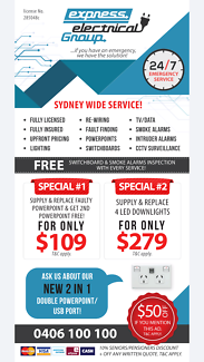 Affordable Electrical Services - Express Electrical Group
