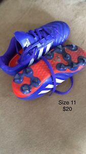 Soccer items boys and girls