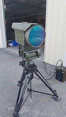 Elbit Smart Sentinel Long Range Observation System FLIR Thermal Camera