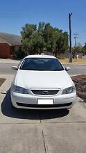 Dual Fuel 2004 Ford Falcon Sedan Perth Northern Midlands Preview
