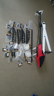rc helicopter 550 size