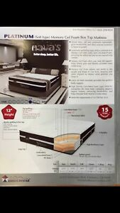 KING SIZE MATTRESS was $3099 now $990 Closing Down Clearance Sale
