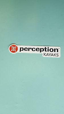 Sporting Goods Buy Cheap Perception Sticker 6.7in X 1.6-1050849