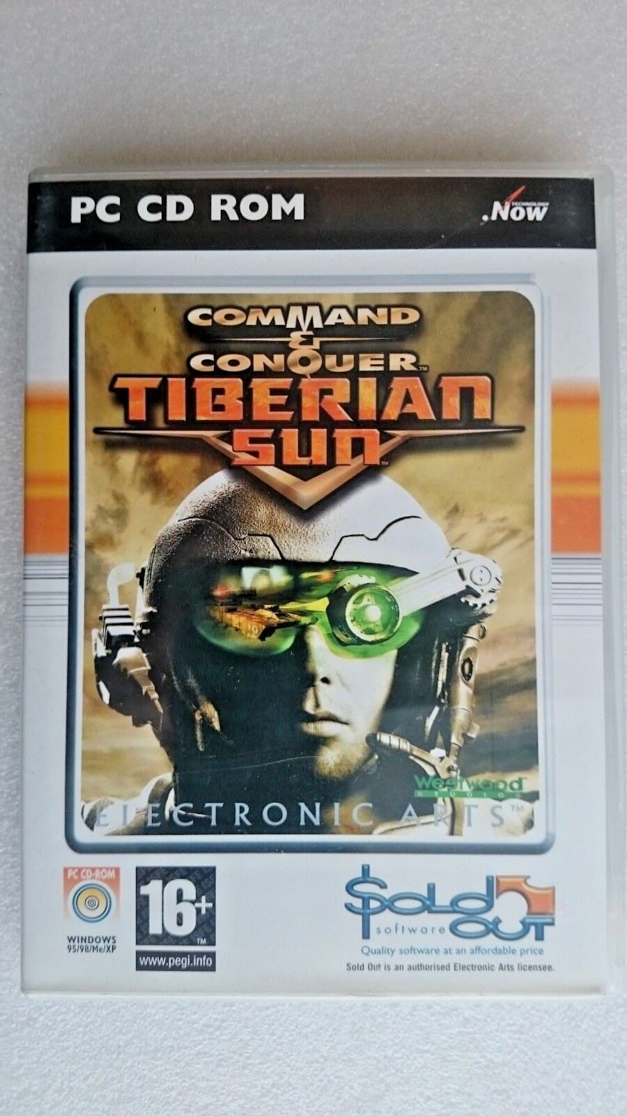Command & Conquer: Tiberian Sun (PC: Windows, 1999)