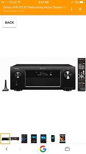 Denon Home Audio Receiver