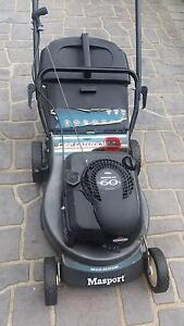 Masport Quantum XTS 60 Chipper Mulcher Mower Chatswood Willoughby Area Preview