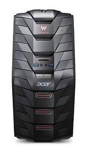 Acer Predator G3-710 Gaming Desktop North Toowoomba Toowoomba City Preview