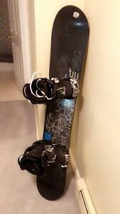 Burton Snowboard, Bindings, Boots - Priced to Sell