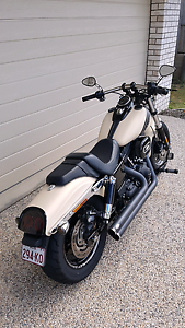 2014 harley-davidson Fat Bob Calliope Gladstone Surrounds Preview