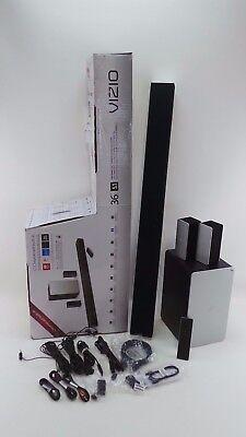 """Vizio SmartCast 36"""" Sound Bar System 5.1 Channel Wireless Model SB3651-E6 #71qg5"""