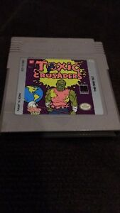 Toxic crusaders for Gameboy