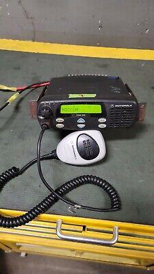 Motorola Cdm1250 Two Way Radio Cdm 1250