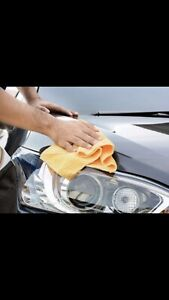 Casual job, car wash, up to $200 per day