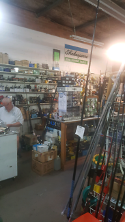 FOR SALE: Retail Fishing Business
