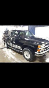 1998 Chevrolet Tahoe in great condition