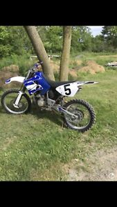 1999 yz 250 trade or sell