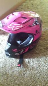 Fox motorbike helmet West Moonah Glenorchy Area Preview