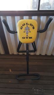 Ab trainer gold gym