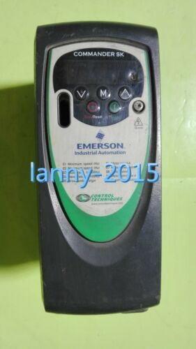 1pc Used Emerson Ct Inverter Skbd200150 220v 1.5kw
