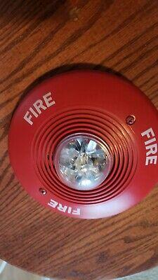 System Sensor Pc2r Spectre Alert Fire Alarm Ceiling Hornstrobe